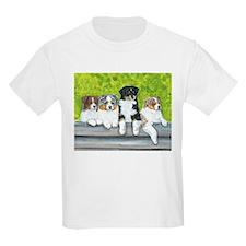 Austrailian Shepherd Puppy Li T-Shirt