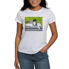 Austrailian Shepherd Puppy Li Tee