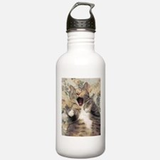 Cat Nap Interupted Water Bottle