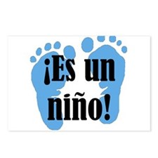 Es un niño! Postcards (Package of 8)