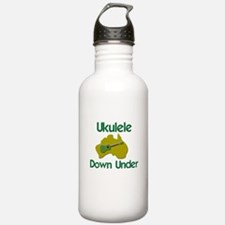 Australian Ukulele Water Bottle