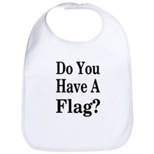 Have a Flag? Bib