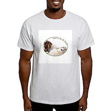 LGD's do it Best Ash Grey T-Shirt