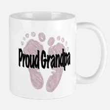 Proud Grandpa (Girl) Mug