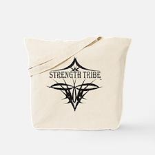 Tribe Logo - BLK Tote Bag