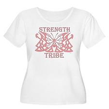Butterfly 1 - Pink T-Shirt