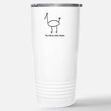 Cute Farm animal Travel Mug