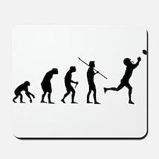 Evolution Football Mousepad