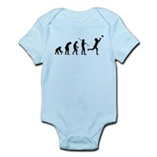 Evolution Football Infant Bodysuit