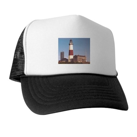 Montauk Lighthouse Trucker Hat