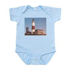 Montauk Lighthouse Infant Bodysuit
