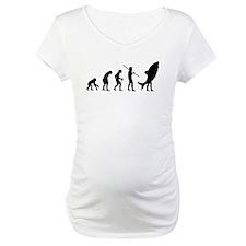 Evolution Shark Costume Land Shirt