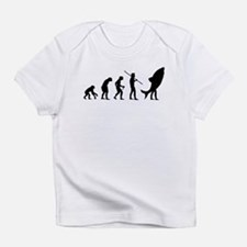 Evolution Shark Costume Land Infant T-Shirt