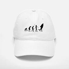 Evolution Shark Costume Land Baseball Baseball Cap