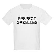 Respect Gazelles T-Shirt
