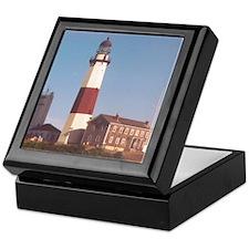 Montauk Lighthouse Keepsake Box