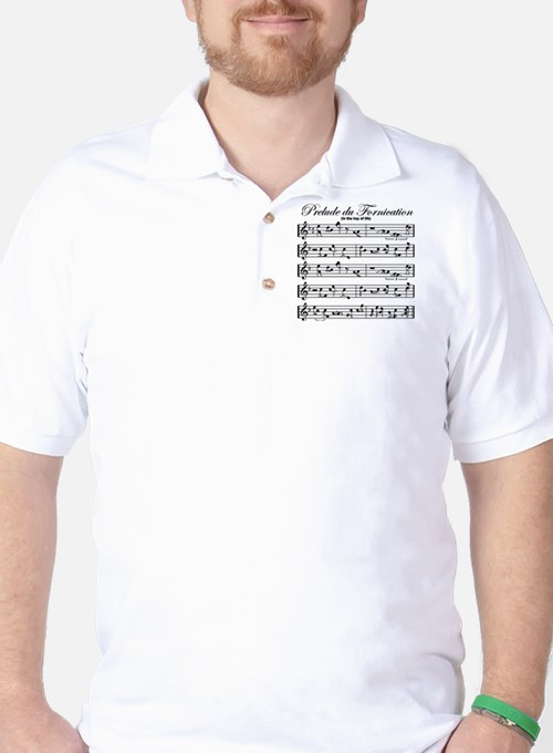 Prelude Du Fornication T-Shirt