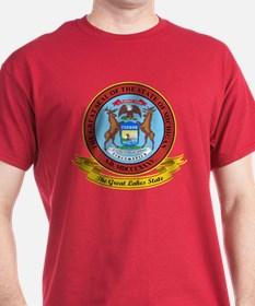 Michigan Seal T-Shirt