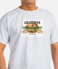 Grandma's Baking School 2010 T-Shirt