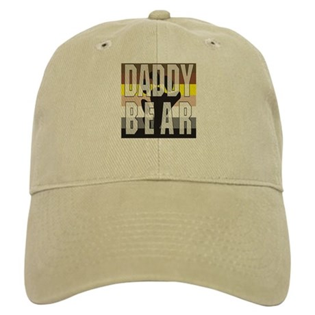 Daddy Bear Cap
