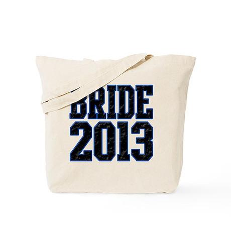 Bride 2013 Tote Bag