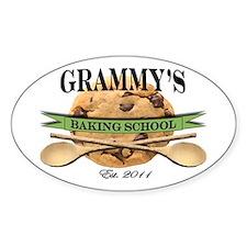 Grammy's Baking School 2011 Decal