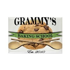 Grammy's Baking School 2010 Rectangle Magnet