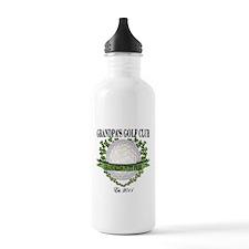 Grandpa's Golf Club 2011 Water Bottle