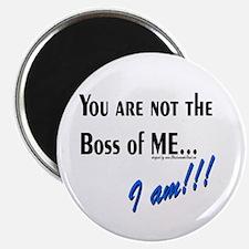 """Boss of Me 2.25"""" Magnet (10 pack)"""