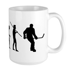Evolution Hockey Mug