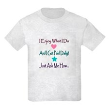 Daily Pay Lines T-Shirt
