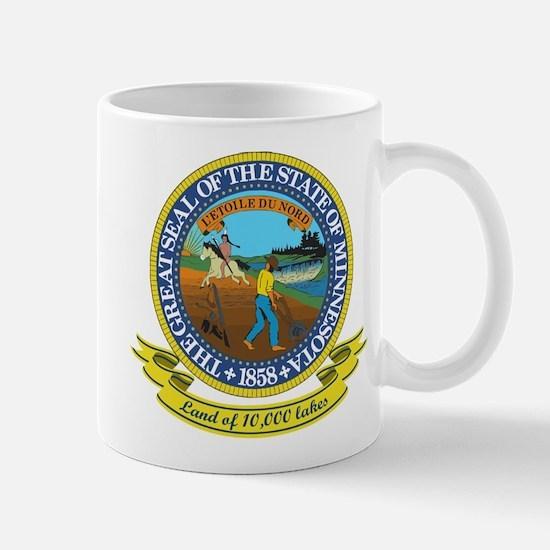 Minnesota Seal Mug