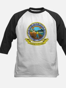 Minnesota Seal Kids Baseball Jersey