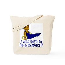 Born to be a Gymnast Jacob Tote Bag