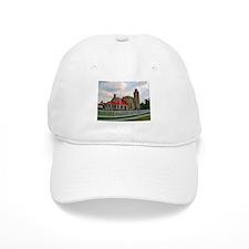 Mackinaw City Light house Baseball Cap