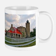 Mackinaw City Light house Mug