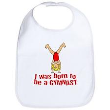 Born to be a Gymnast Isabella Bib