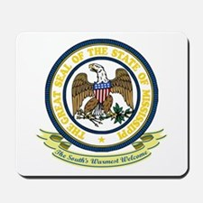 Mississippi Seal Mousepad