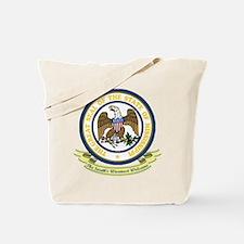 Mississippi Seal Tote Bag