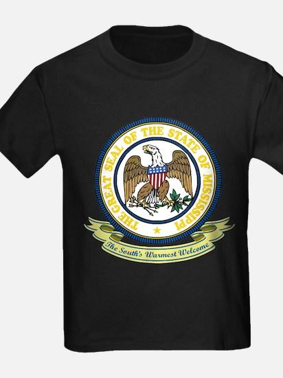Mississippi Seal T