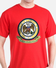 Mississippi Seal T-Shirt