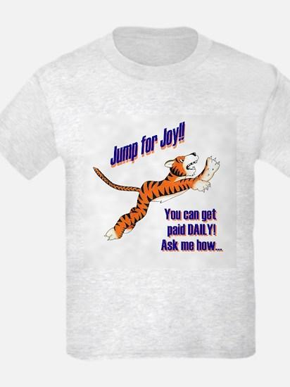 Daily Tiger T-Shirt