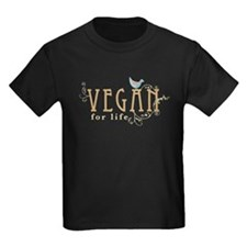 Vegan for life T
