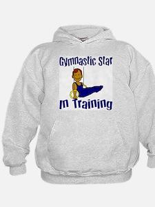 Gymnastic Star in Training Jacob Hoodie