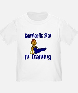 Gymnastic Star in Training Jacob T