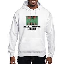 Backgammon Legend Hoodie