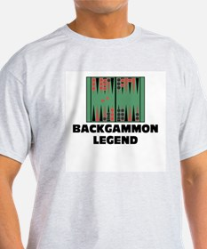 Backgammon Legend T-Shirt
