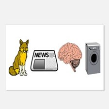 FOX NEWS Postcards (Package of 8)