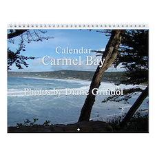 Carmel California Wall Calendar