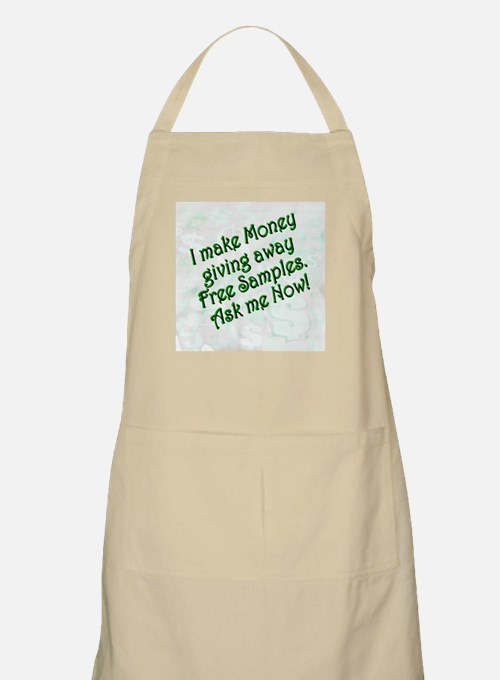 Money Samples Apron